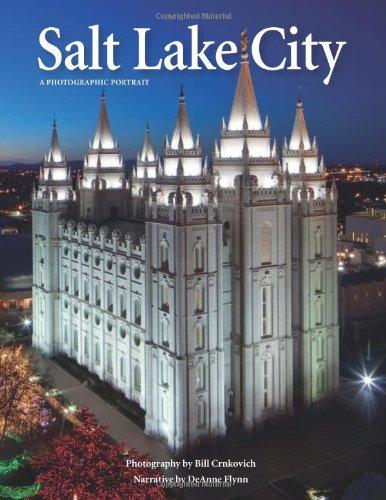 Read Online Salt Lake City: A Photographic Portrait ebook