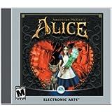 PC American McGee's Alice 2001 video game (Jewel Case)