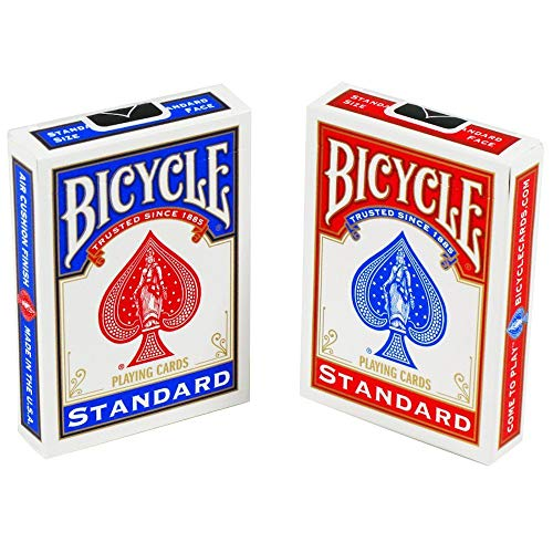 - EvanEraTV Standard Bicycle Playing Cards