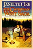 img - for The Canadian West Saga: When Calls the Heart/When Comes the Spring/When Breaks the Dawn/When Hope Springs New (Canadian West 1-4) book / textbook / text book