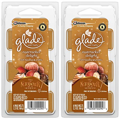 Glade Wax Melts Air Freshener - Holiday Collection 2018 - Nu