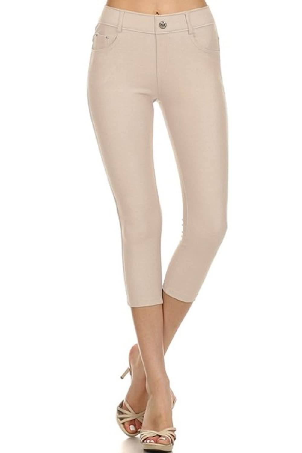 Yelete denim jeggings