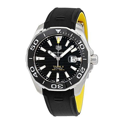 Tag Heuer Aquaracer Calibre 5 Automatic Watch 43 mm WAY201A.FT6069