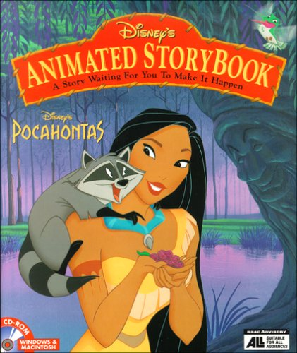 Pocahontas; Disney's Animated Storybook