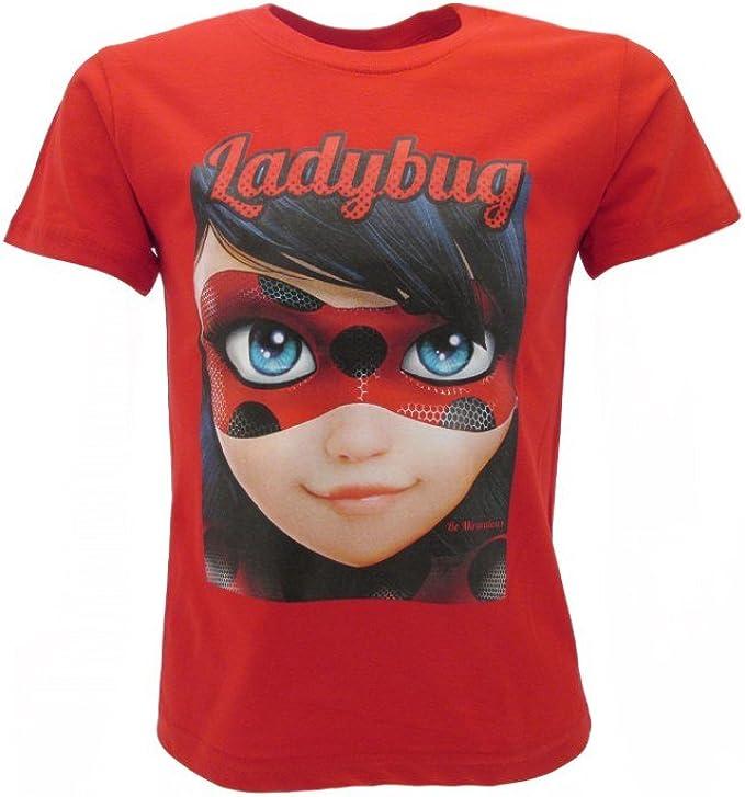 Miraculous T-Shirt Bambina