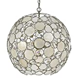 Crystorama 529-SA Palla Chandelier – 21W in. Review