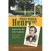 What Would Henry Do?: Essays for the 21st Century