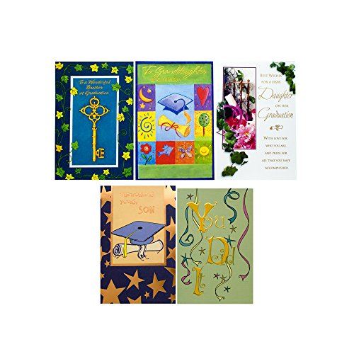 Imports OP533 Assorted Graduation Cards