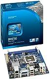 Intel Socket 1156/Intel H57/A&GbE/Mini-ITX Motherboard, Retail BOXDH57JG
