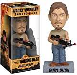 The Big Bang Theory Daryl Dixon with Crossbow Bobble Head Figure: Walking Dead x Wacky Wobbler Series