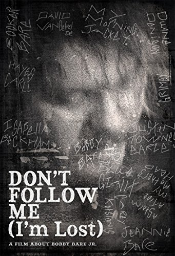 DON'T FOLLOW ME (I'm Lost) (Denison Jacket)