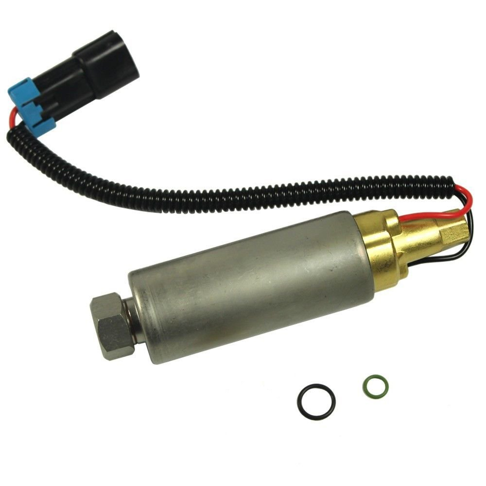 HFP-514 Fuel Pump Replacement for Mercury Mercruiser Boat 4.3lL/ 5.0L / 5.7L (1997-2008) Replaces 861155A3 861155A2