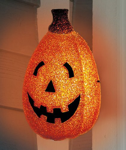 Halloween Pumpkin Porch Light Cover Home Decoration -