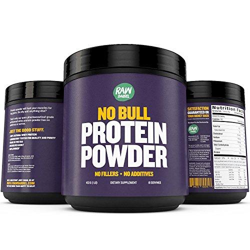 raw power protein mix - 6