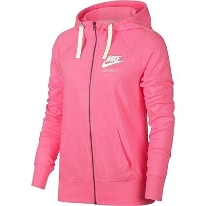 Serinata Damen Ellesse Zipper Light Rosa Hoodie Fz Pink