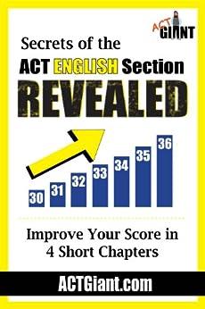 Amazon.com: Secrets of the ACT English Section REVEALED ...