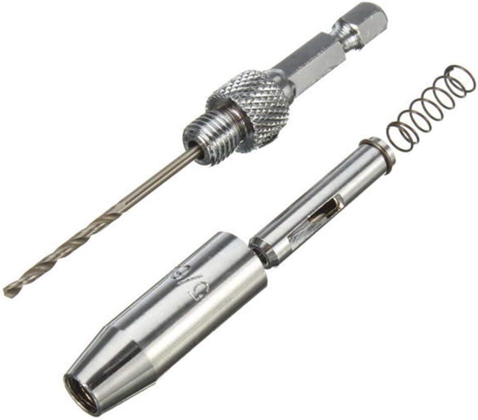 7pcs HSS Self Centering Drill Bits Hinge Drill Bit Door Cabinet 5//64 7//64 9//64 11//64 13//64 1//4 5mm for carpentry Furniture Maker