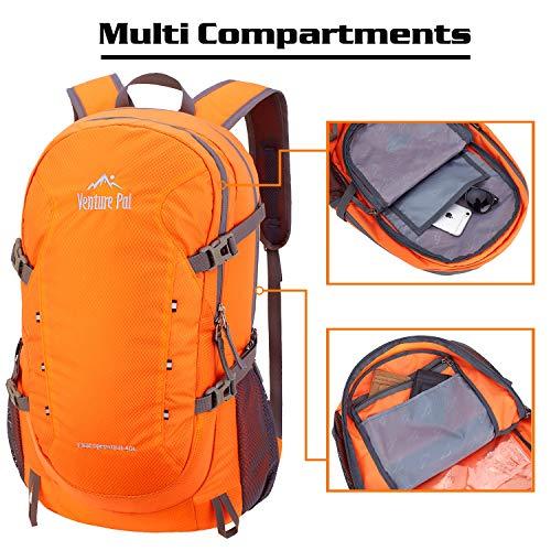 Venture Pal 40L Lightweight Packable Travel Hiking Backpack Daypack