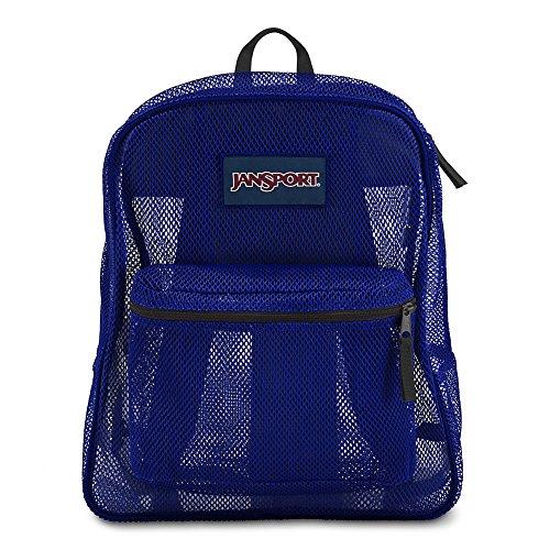 Athletic Mesh Messenger Bag - JanSport Mesh Pack Backpack Regal Blue