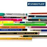 Staedtler Black Leather Pen Case 900 Lc-bk [Japan
