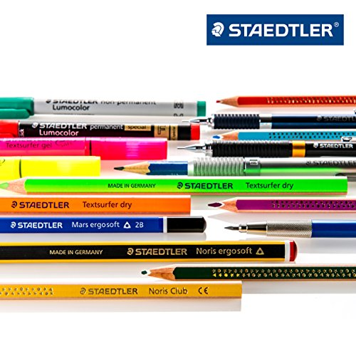 Staedtler Gel Highlighter Textsurfer Gel, Fluorescent Blue (264-3) Photo #7