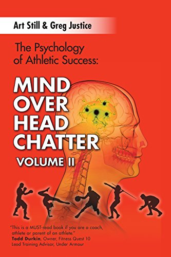Amazon mind over head chatter the psychology of athletic mind over head chatter the psychology of athletic success by justice greg fandeluxe Images