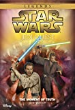 star wars jedi quest the moment of truth book 7 star wars jedi quest