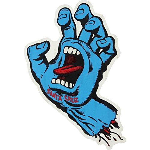 Santa Cruz Decals - Santa Cruz Screaming Hand 6