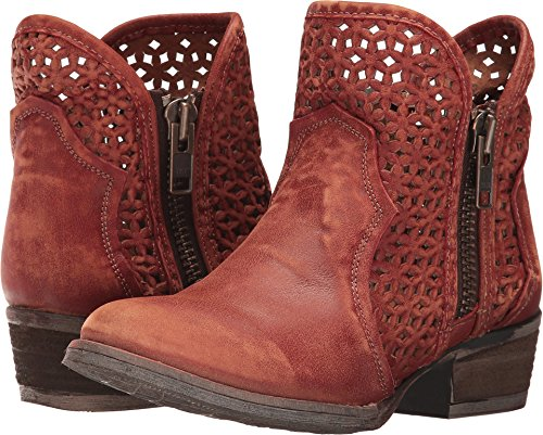 (Corral Boots Women's Q0003 Red 5 B US)