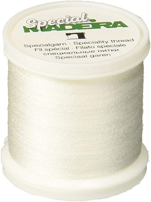 Best Thread for Basting and Trapunto Quilting: Madeira Wash Away Thread Review