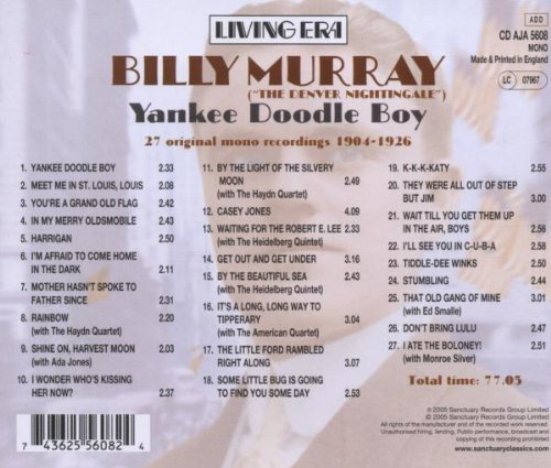 Yankee Doodle Boy by Asv Living Era