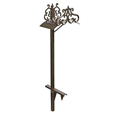 Liberty Garden Decorative Mediterranean Hose Butler Stand
