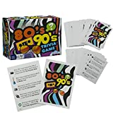 Trivia Game - 80's 90's Trivia - the Totally Radical Blast from the Past