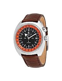 Glycine Airman SST 12 Automatic Black Dial Men's Watch GL0146