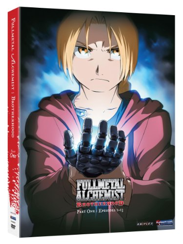 Fullmetal Alchemist: Brotherhood Part 1 by Funimation