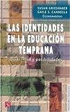 Este libro es una invitación reconceptualizar las maneras de escuchar, conocer, acompañar y educar a los niños desde la primera infancia en un mundo multicultural, cambiante y posmoderno. Los trabajos que lo integran parten de perspectivas qu...
