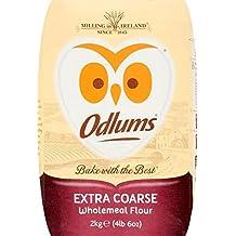 Amazon.com: coarse whole wheat flour