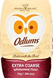 Odlums Wholemeal Extra Coarse Flour