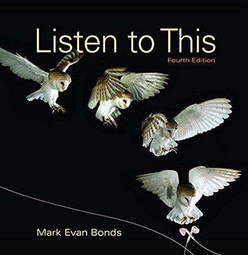 134419510 - Listen to This (4th Edition)