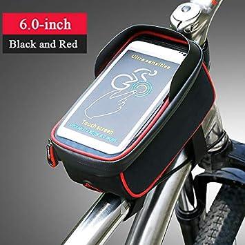 Tomicci - Soporte de teléfono móvil para Bicicleta (Resistente al ...