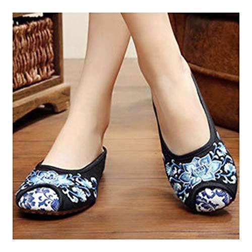 Kzy Ballerine Ballerine Donna Blue Donna Kzy Blue q76pwnZxz