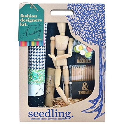 Inspired By Audrey Fashion Designers Kit By Seedling