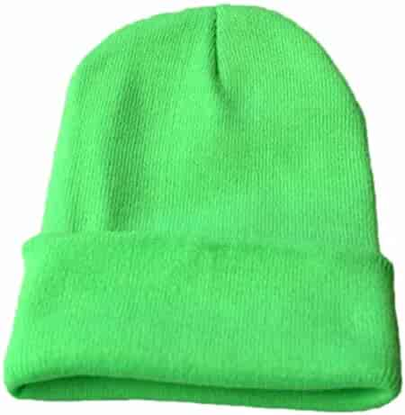 2 Pack Multifunction Slouchy Beanie for Jogging Cycling Skullies /& Beanies New