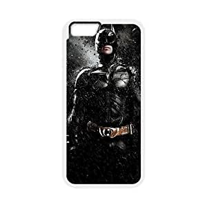 iPhone 6 4.7 Inch Cell Phone Case White Batman KOG