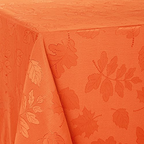 Harvest Pumpkin Tablecloth - 7