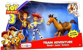 Amazoncom Disney  Pixar Toy Story 3 Exclusive 6 Inch Action