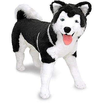 Amazon Com Unk 1 Piece 30 Inches Black White Color Siberian Husky