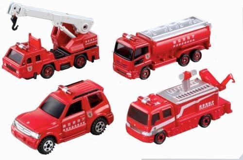 Equipo de rescate hiper Tomica regalo Tokio Departamento de Bomberos llam?! (Jap?n importaci?n): Amazon.es: Juguetes y juegos