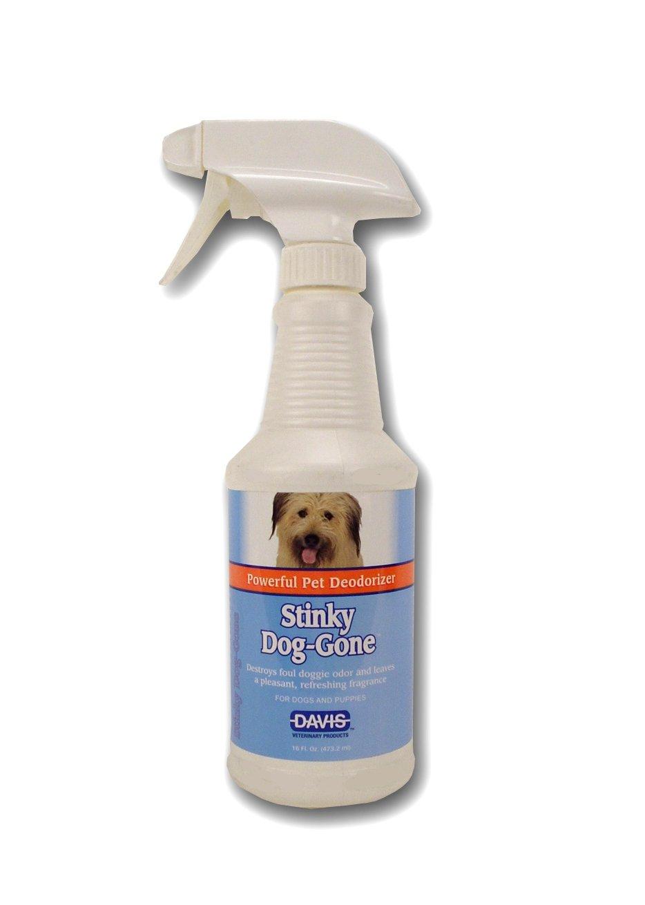 Davis Stinky Dog-Gone Deodorizer, 16 oz