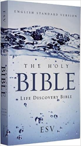 ESV Holy Bible: Crossway Bibles: 9781581346138: Amazon com